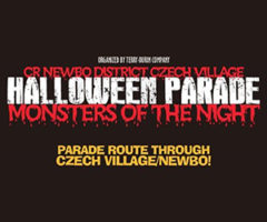 1ST EVER HALLOWEEN PARADE – OCTOBER 27TH!