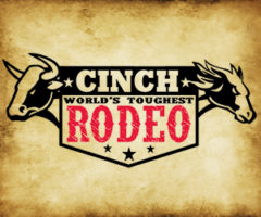 WORLD'S TOUGHEST RODEO TICKETS W/ LADY J!