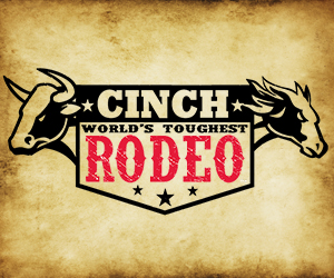 WORLD'S TOUGHEST RODEO RETURNS FEBRUARY 2020!