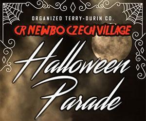 CEDAR RAPIDS HALLOWEEN PARADE RETURNS – OCTOBER 26TH!