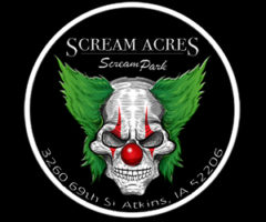 LIKE OR SHARE FOR SCREAM ACRES!