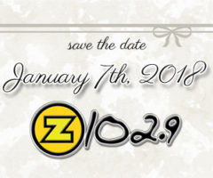 SAVE THE DATE – JANUARY 7TH, 2018!