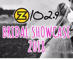 Z102.9 BRIDAL SHOWCASE 2018!