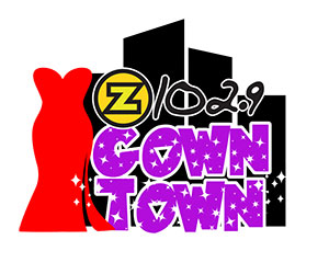 Z102.9'S GOWN TOWN IS BACK!