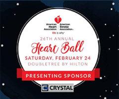 2018 CEDAR RAPIDS HEART BALL!
