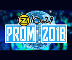 Z102.9 PROM 2018 PRESENTED BY CAROUSEL PREOWNED OF IOWA CITY!