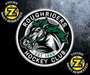 9 O'CLOCK MOST REQUESTED: ROUGHRIDERS TICKETS!