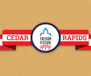COUNTDOWN TO FREEDOM FESTIVAL: MEDALLION HUNT IS ON!