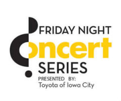 SUMMER OF THE ARTS FRIDAY CONCERT SERIES!