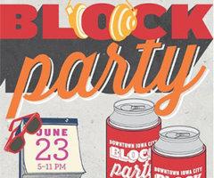 IC DOWNTOWN BLOCK PARTY W/ Z102.9!