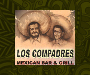 WIN LOS COMPADRES W/ LUNCH LADY J!