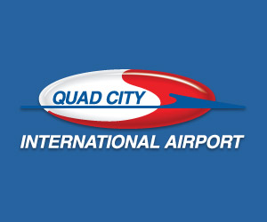 FLY AWAY W/ THE QUAD CITY INTERNATIONAL AIRPORT!