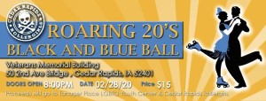ROARING 20'S BLACK & BLUE BALL