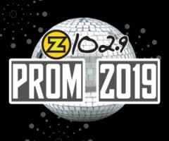 Z102.9 PROM 2019!