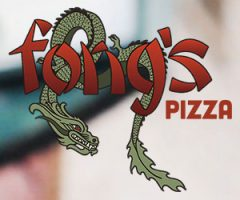 WIN FONG'S PIZZA W/ THE NIGHT SHOW!