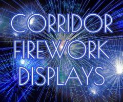 2019 CORRIDOR FIREWORK DISPLAYS