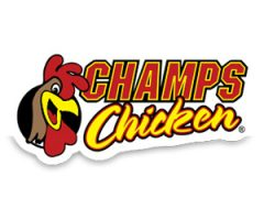 WIN CHAMPS CHICKEN W/ LUNCH LADY J!