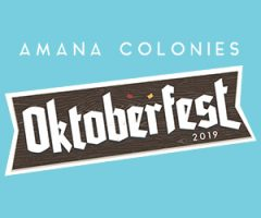 OKTOBERFEST IN THE AMANAS — WIN W/ THE MORNING SCRAMBLE!