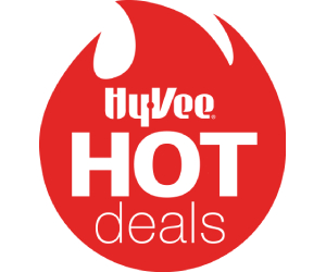 HY-VEE HOT DEALS ARE BACK! WIN WITH THE MORNING SCRAMBLE!