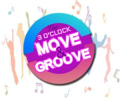 3 O'CLOCK MOVE & GROOVE