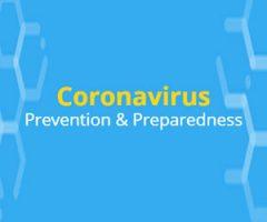 CORONAVIRUS PREVENTION & PREPAREDNESS