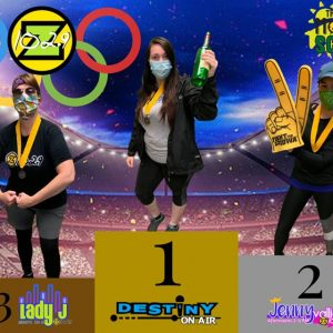Z-LYMPICS MEDAL CEREMONY