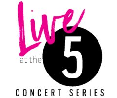 LIVE AT THE 5 CONCERT SERIES W/ THE MORNING SCRAMBLE