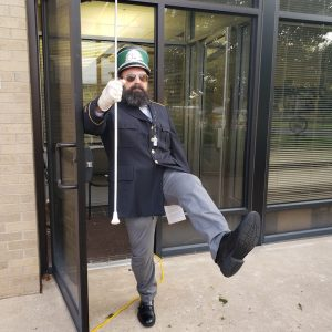 NEW DIRECTOR OF BANDS DANCIN' JOHN PHILIP SOUSA HANSON!