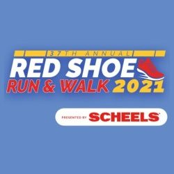 RED SHOE RUN/WALK 2021