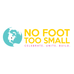 NO FOOT TOO SMALL: GOOD GRIEF CONFERENCE