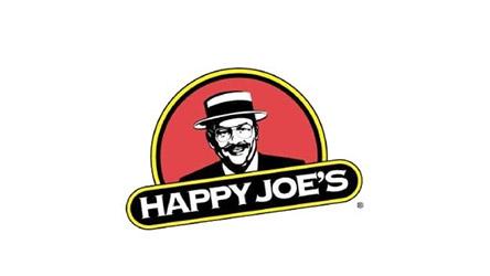 FREE PIZZA FRIDAY W/ HAPPY JOE'S