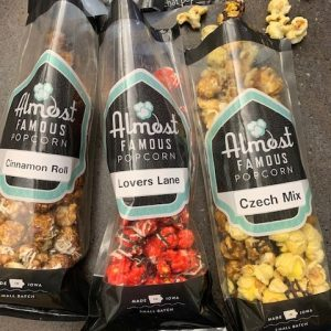 TASTE IT TUESDAY: ALMOST FAMOUS POPCORN